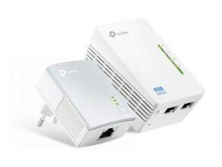 KIT EXTENSOR POWERLINE WIFI AV600 A 300 MBPS WPA4220 TP-LINK
